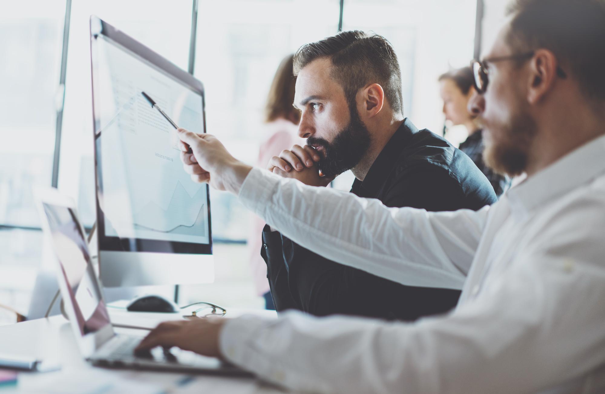 business intelligence data analysis