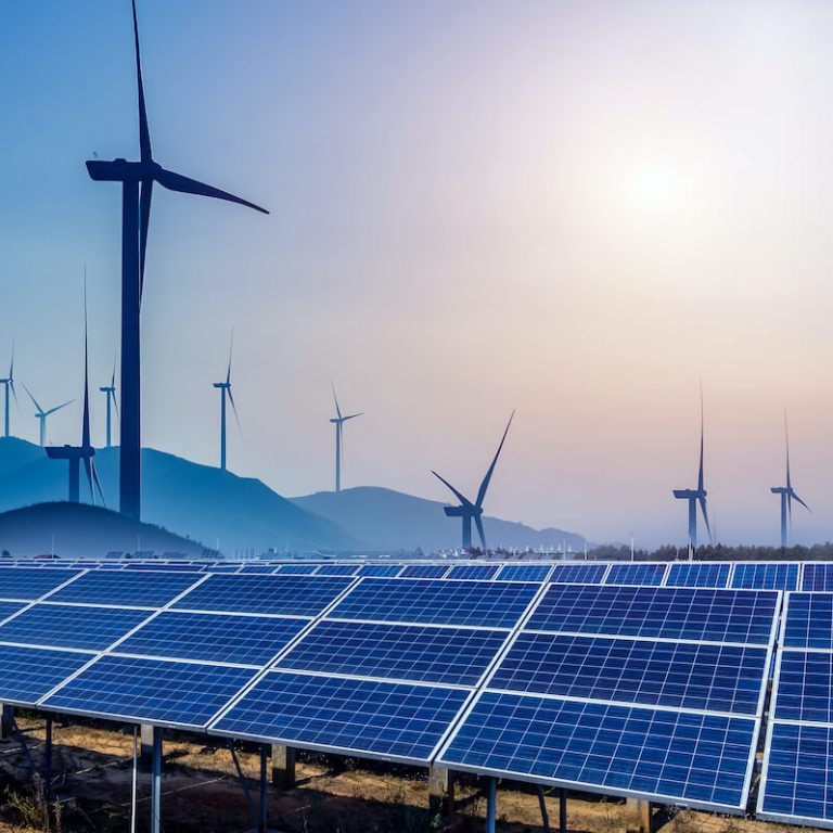 renewable energy covid